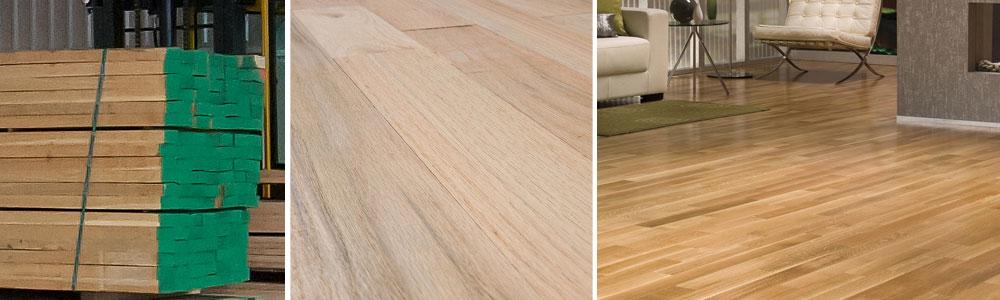 From Timber Merchant To Hardwood Floor