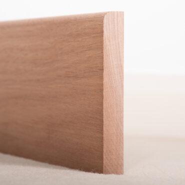 Sapele Skirting Board Pencil Round