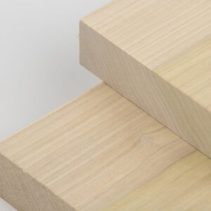 American Popular Tulipwood Planed All Round Timber