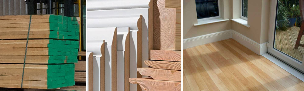 Timber Profiles And Mouldings