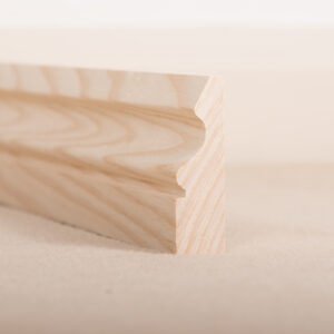 American Ash Architrave Ogee