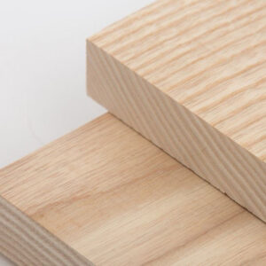 American White Ash Planed All Round Timber