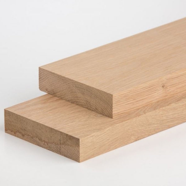 American White Oak Timber
