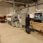Machining Timber