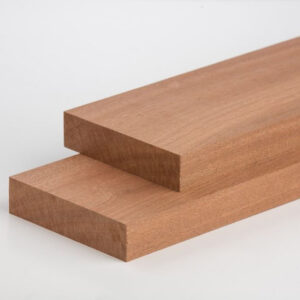 Sapele Planed All Round Timber