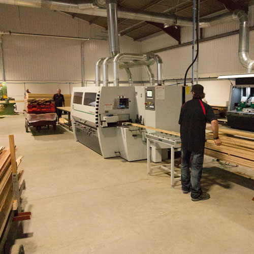 Latest Timber Machinery