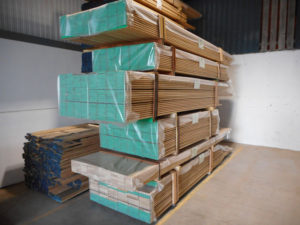European Oak Cladding