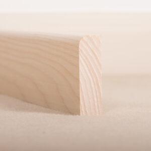 American Ash Architrave Pencil Round