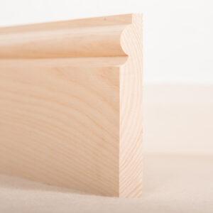 American Ash Skirting Board Torus