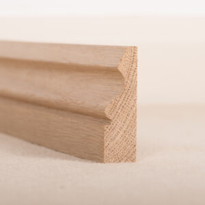 American White Oak Architrave Ogee