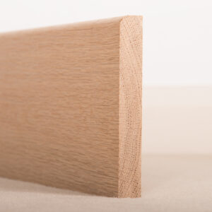 American White Oak Skirting Board Pencil Round