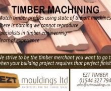 Timber Machining