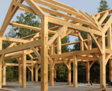 Why Wooden Frame Construction