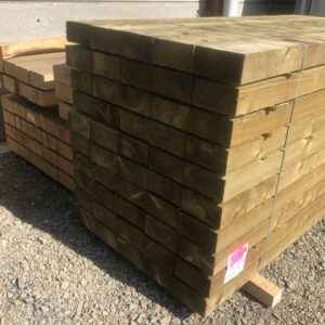 Treated Softwood Sleepers